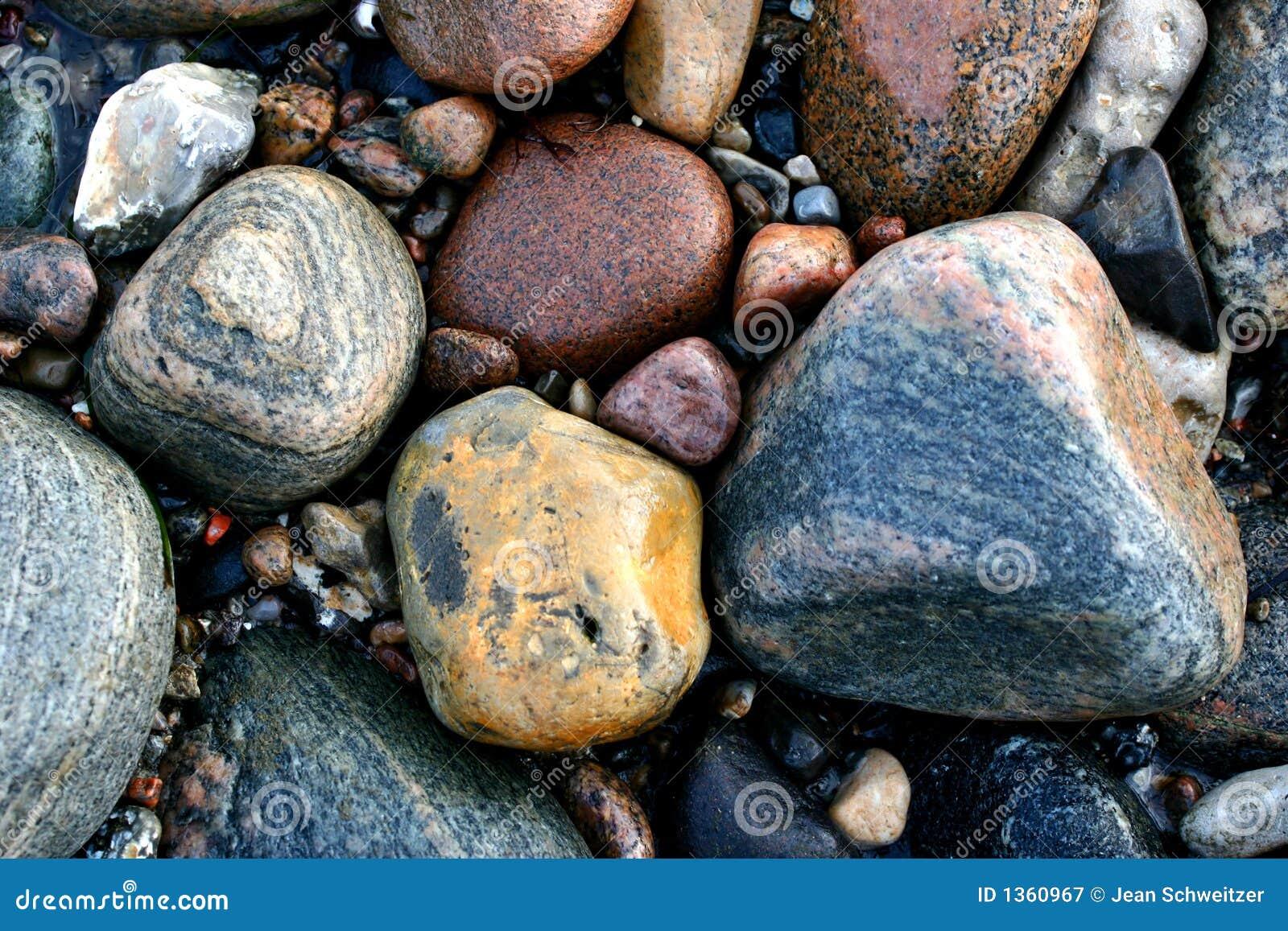 on stones ocean - photo #23