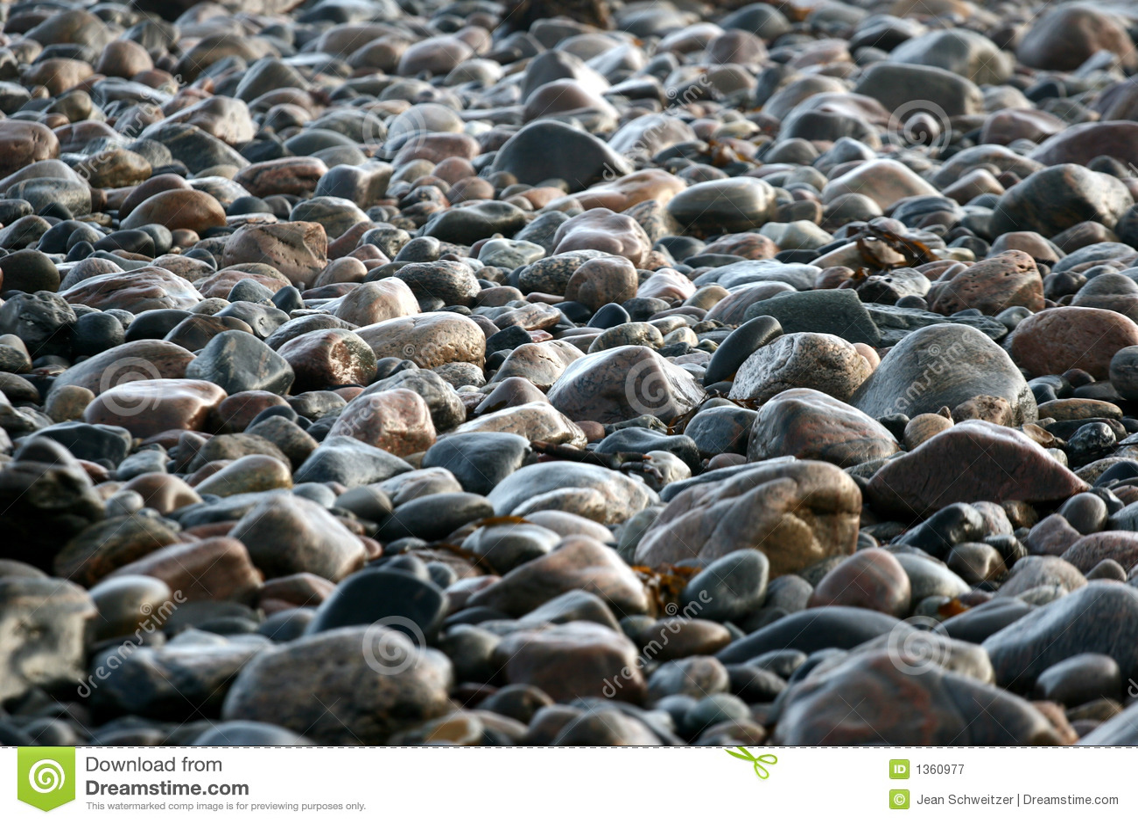 on stones ocean - photo #16
