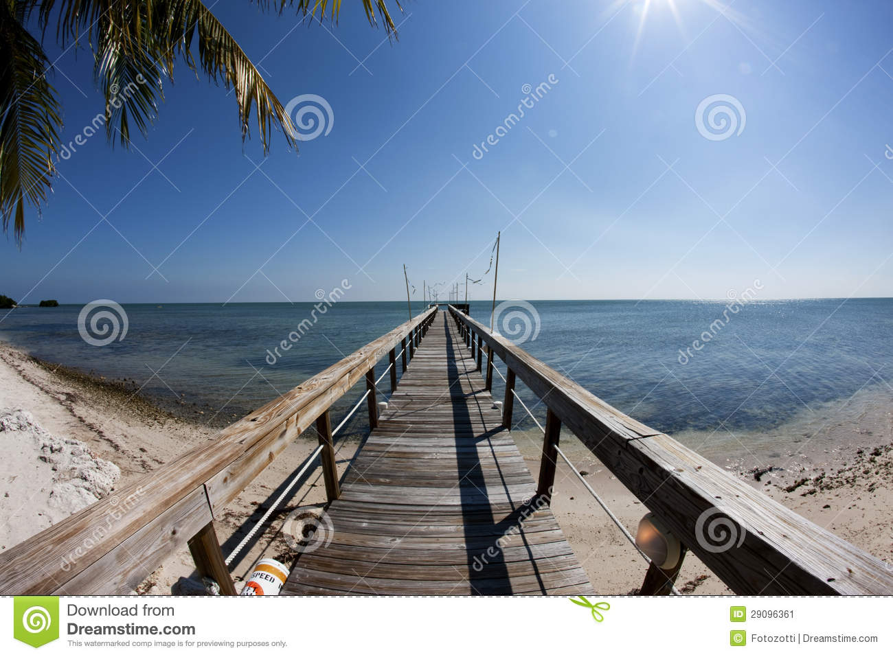 Ocean view fishing pier stock image image 29096361 for Ocean view fishing pier