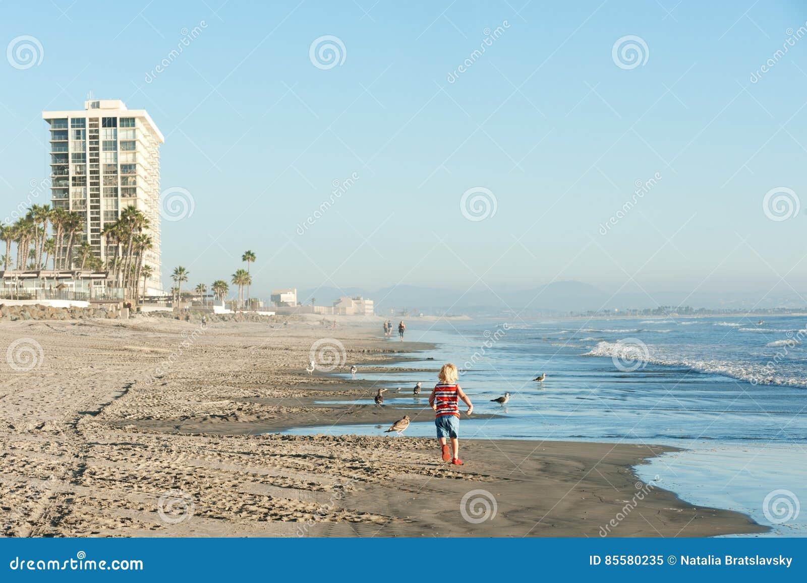 Distance From Blue Sea Beach Hotel To Coronado Beach