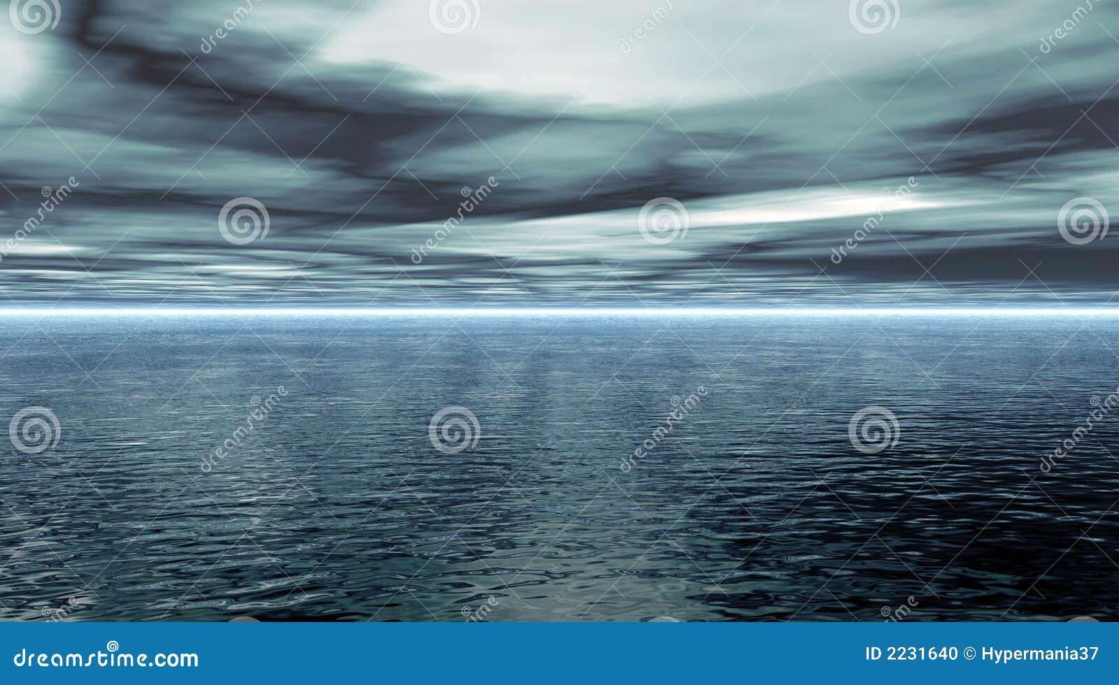 Oceano calmo
