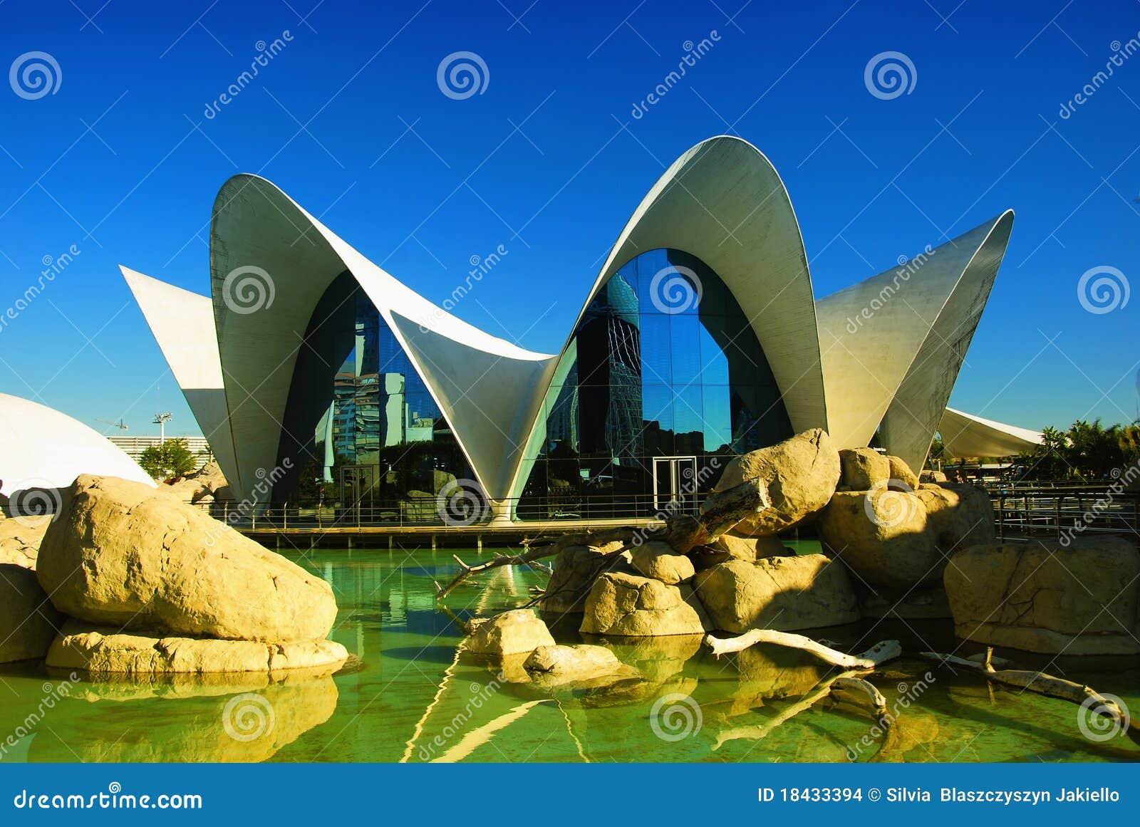 Oceanografic aquarium valencia editorial stock image for Aquarium valencia precio