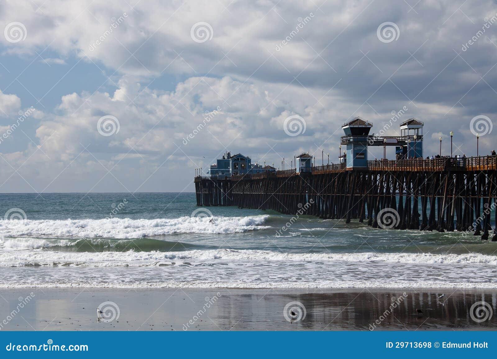 Oceanside Pier, Caifornia