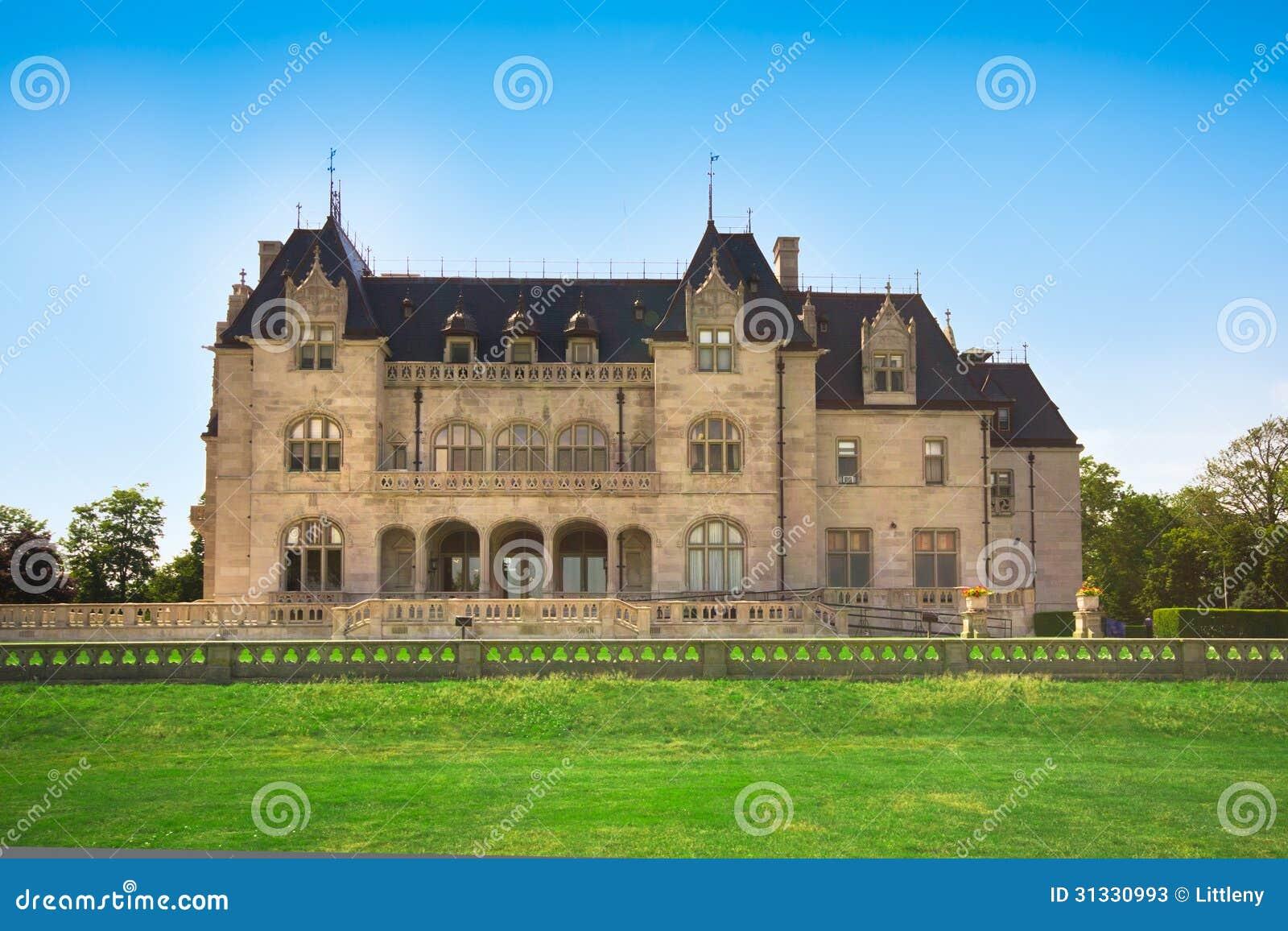 Ochre Point Mansion
