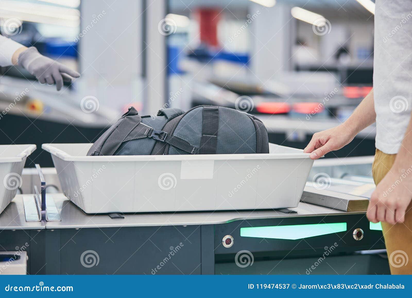 Ochrona lotniska czek