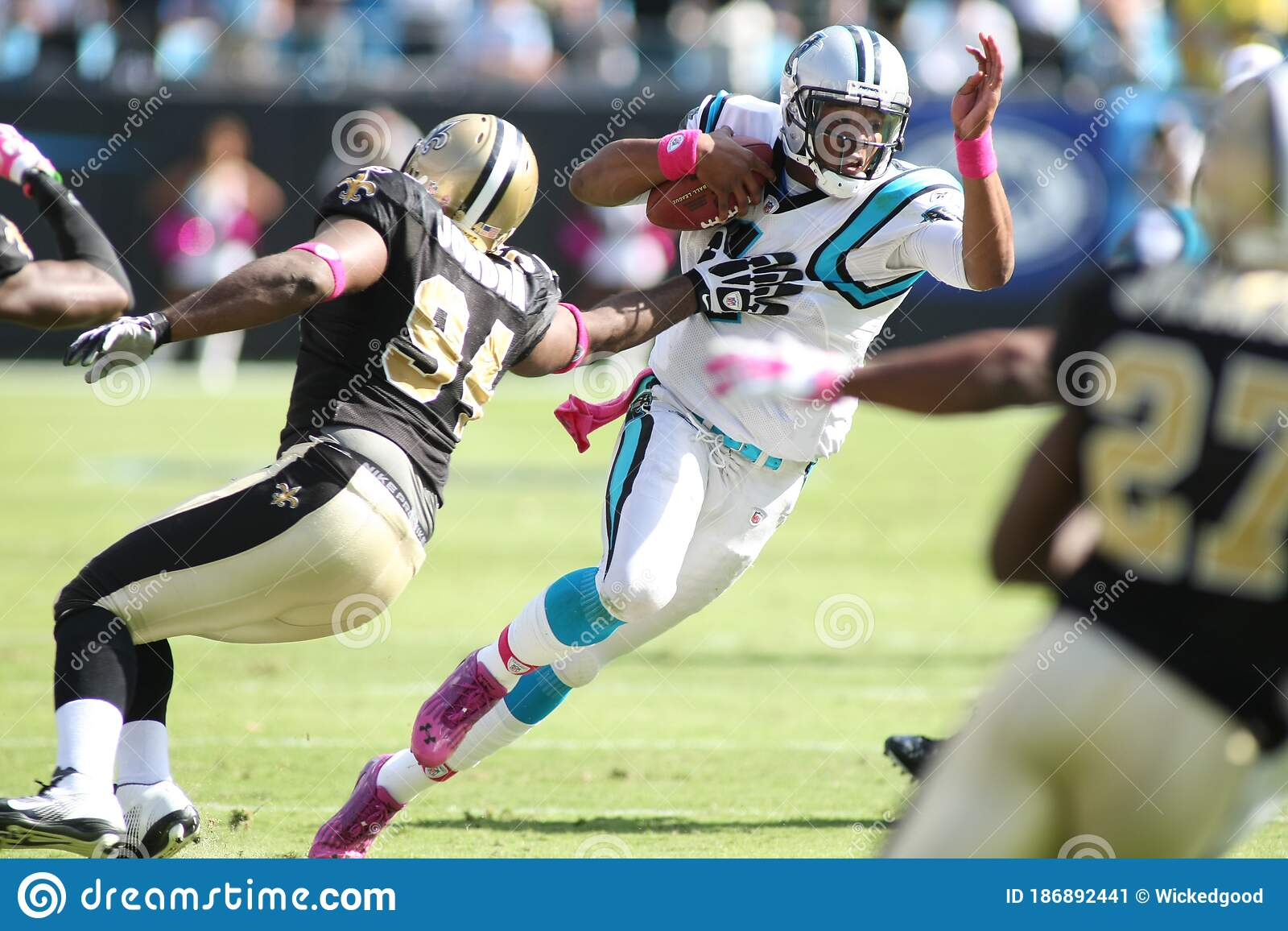 Fantasy Football Stock Watch: Cam Newton improving | NFL.com