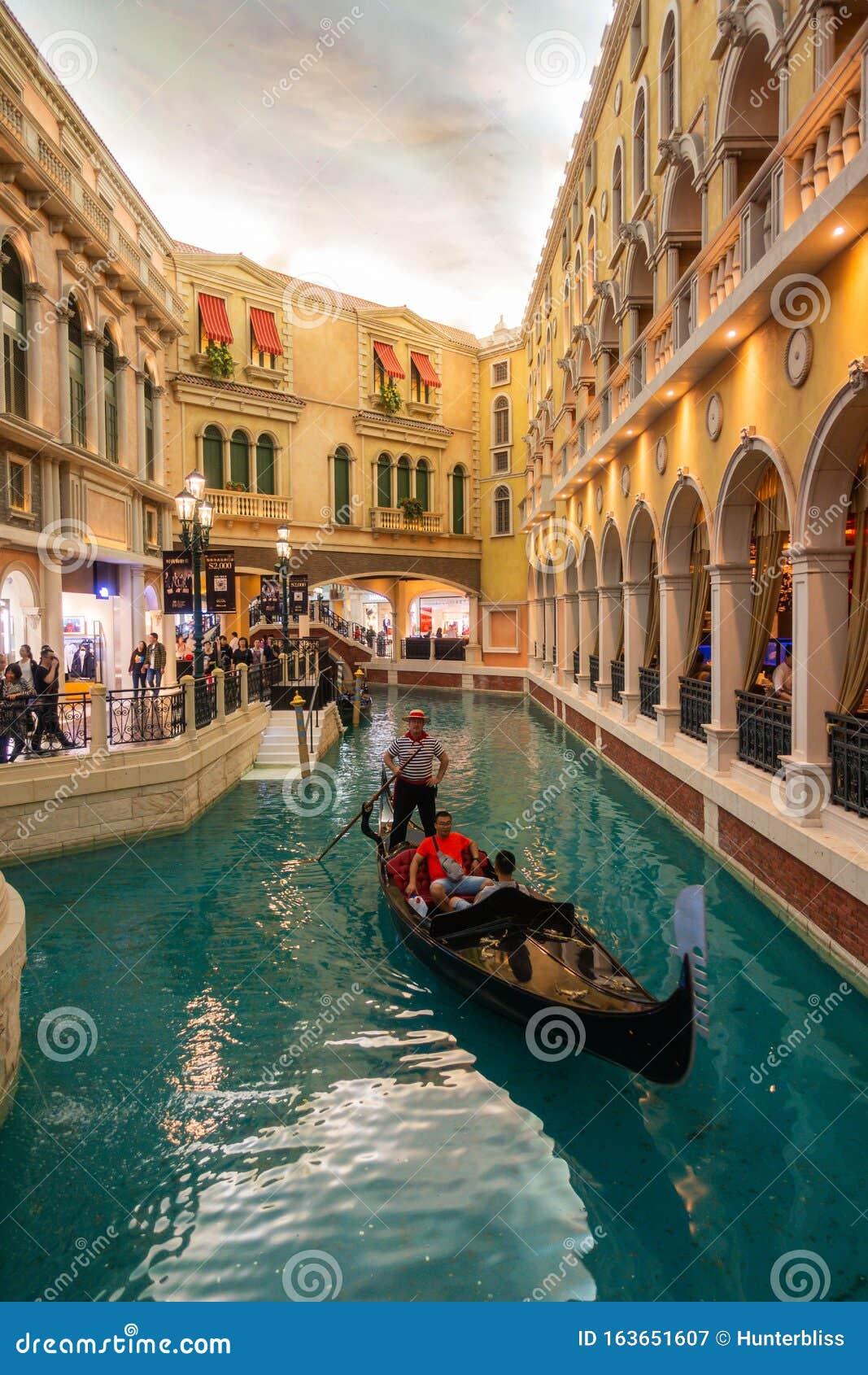 Hotel In Macau With Casino