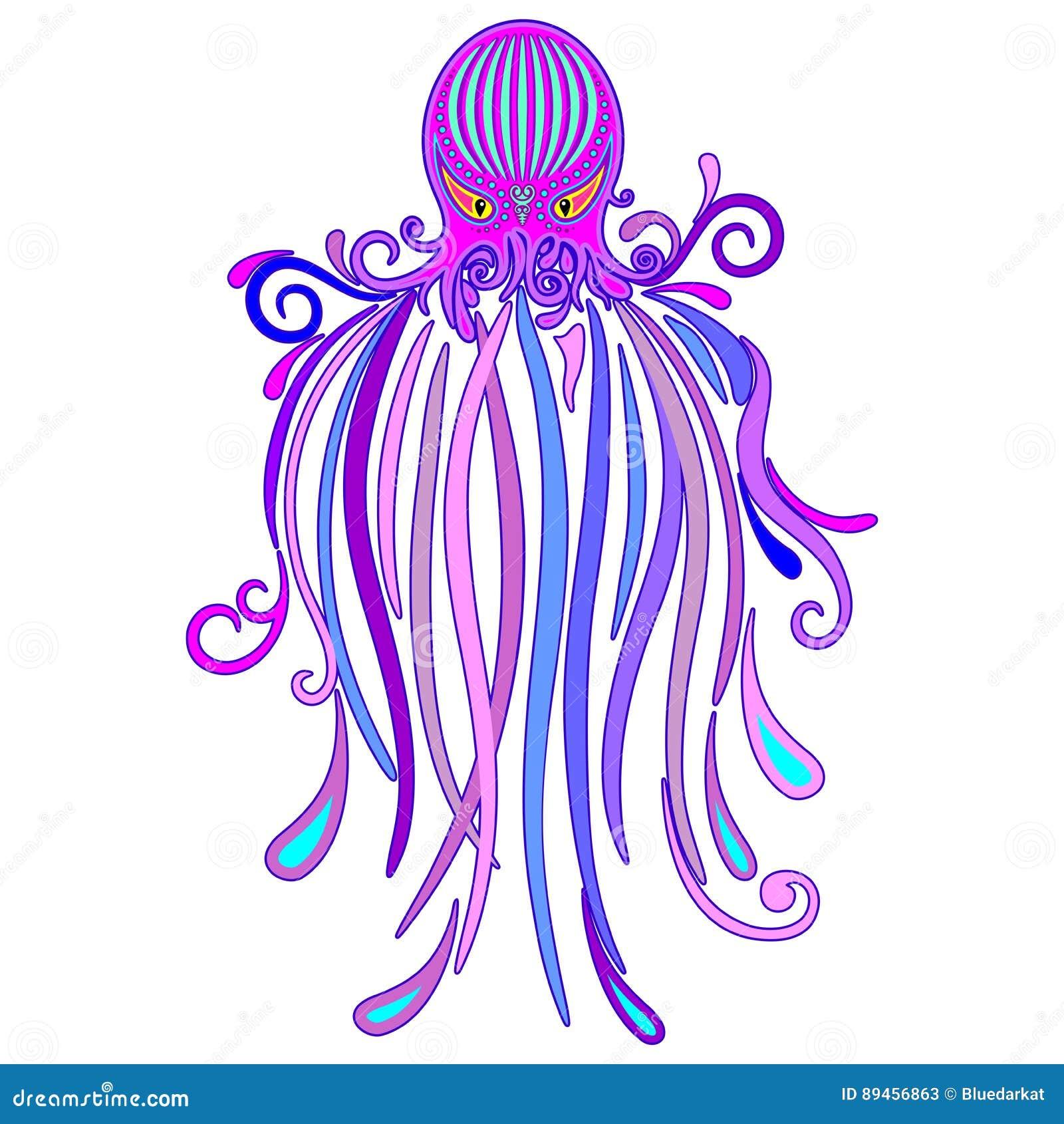 Octopus Tattoo Style