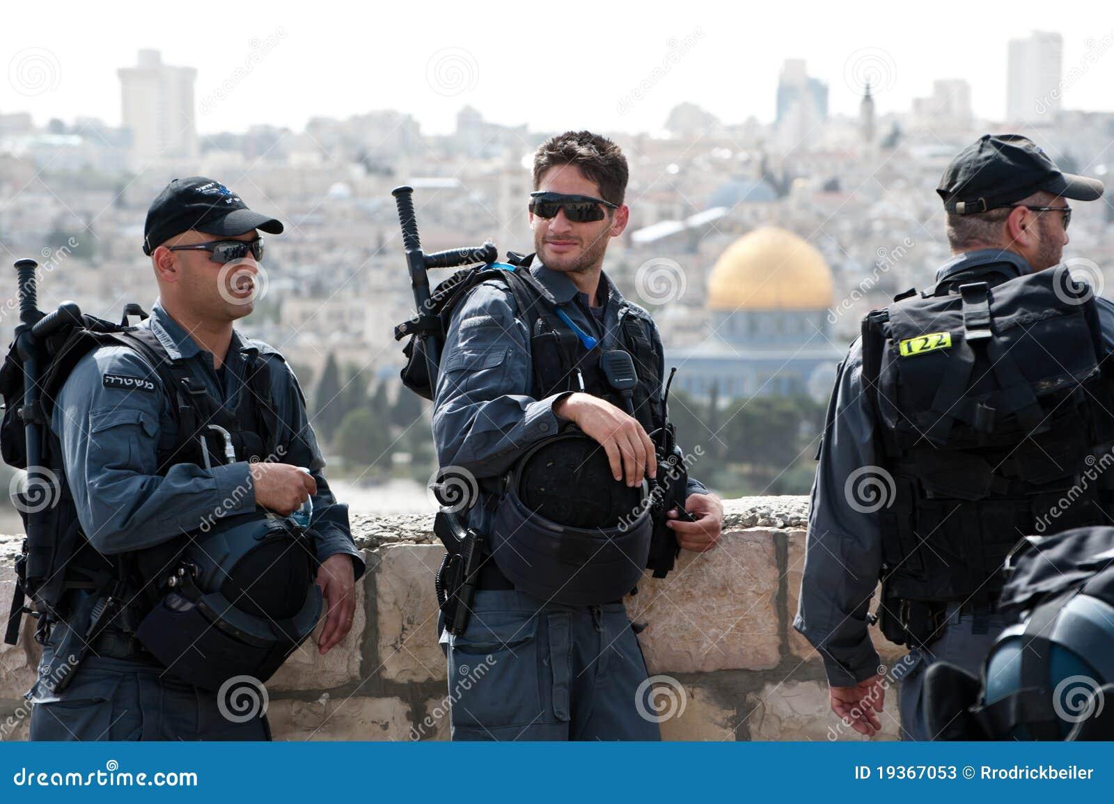 Ocupação israelita em Jerusalem