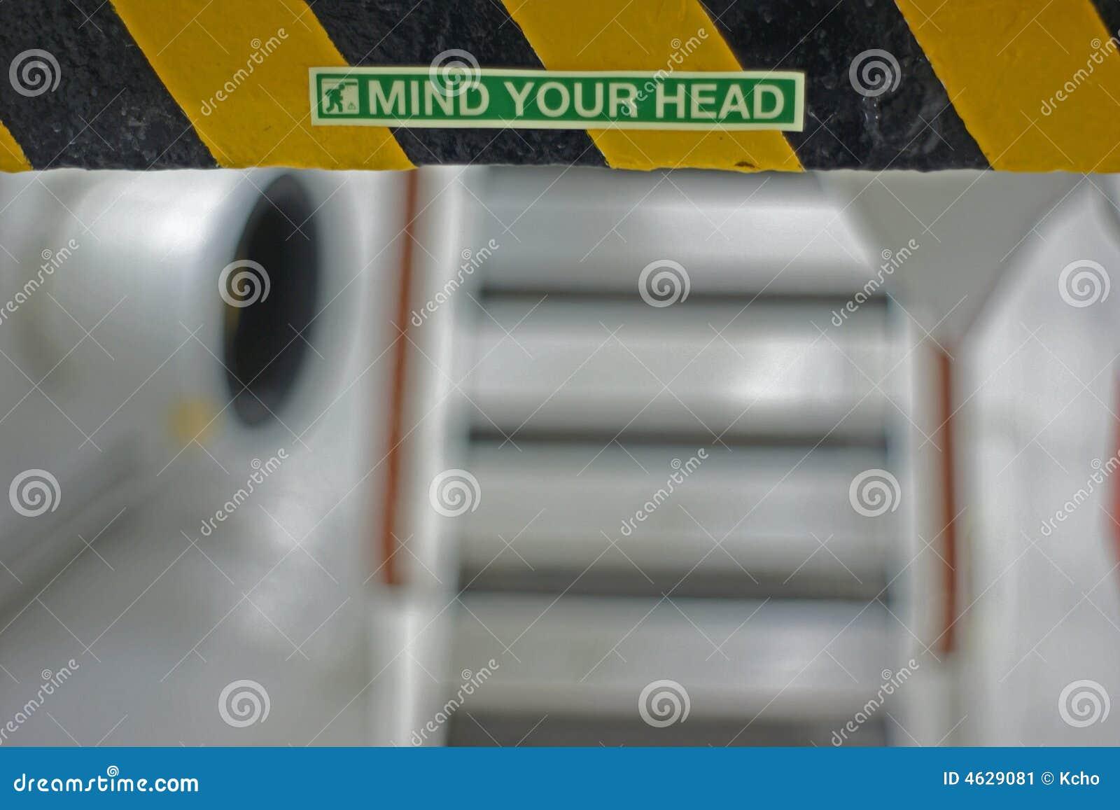 Ocupe-se de sua cabeça