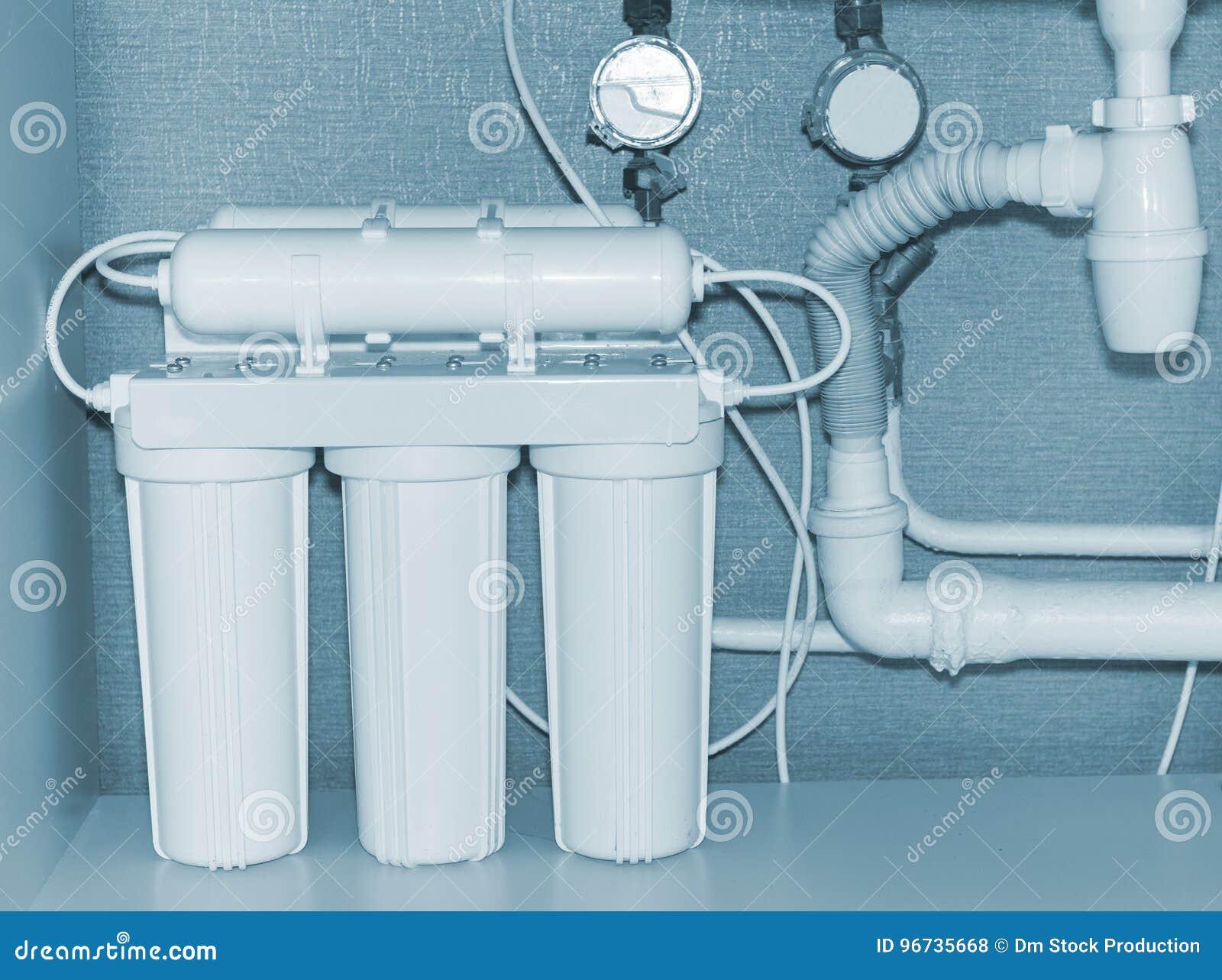 Oczyszczanie wody system