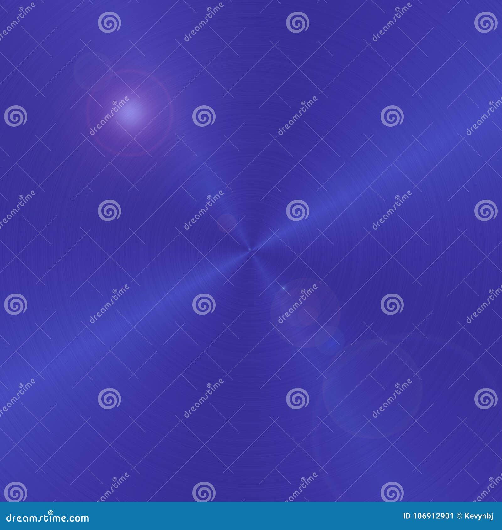 Oczyszczone metalu tła błękita purpury