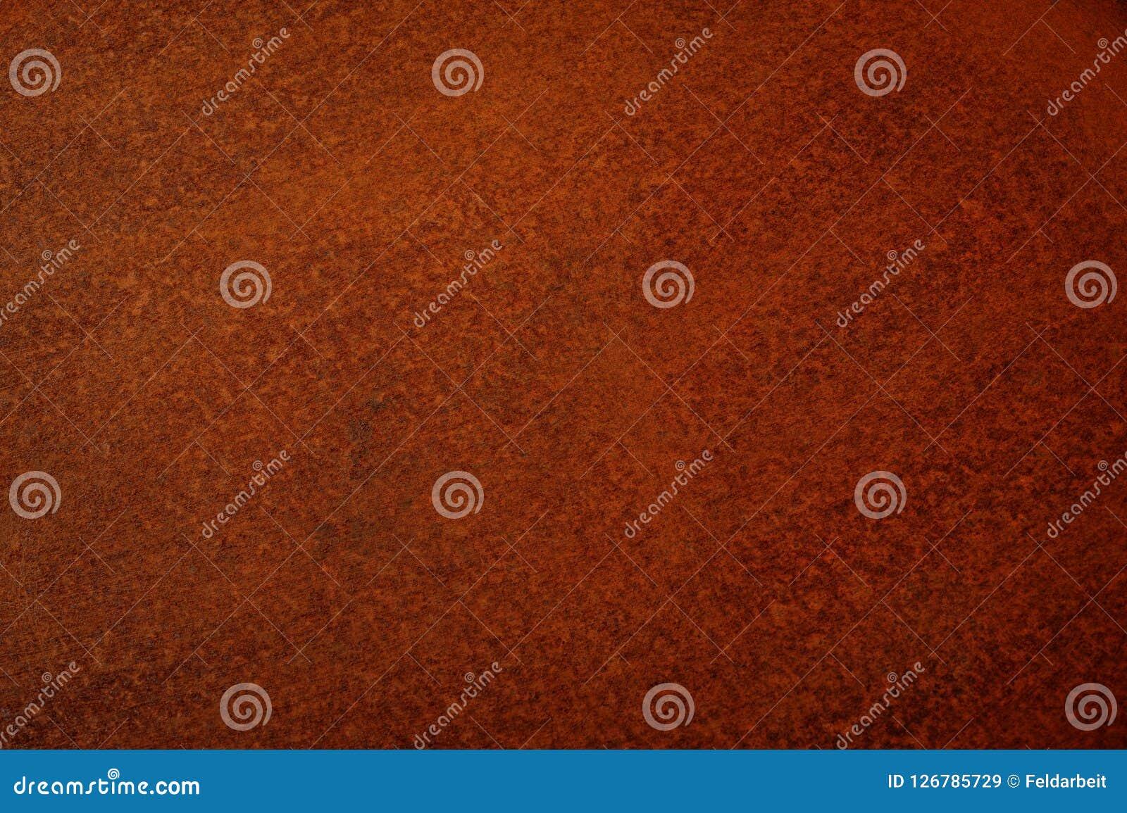Oczyszczony ośniedziały metal tekstury tło