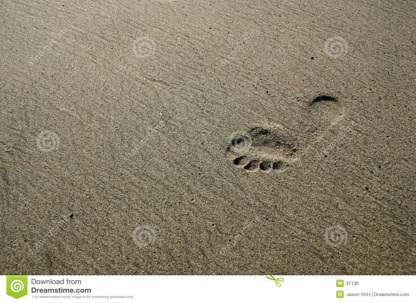Odcisk stopy