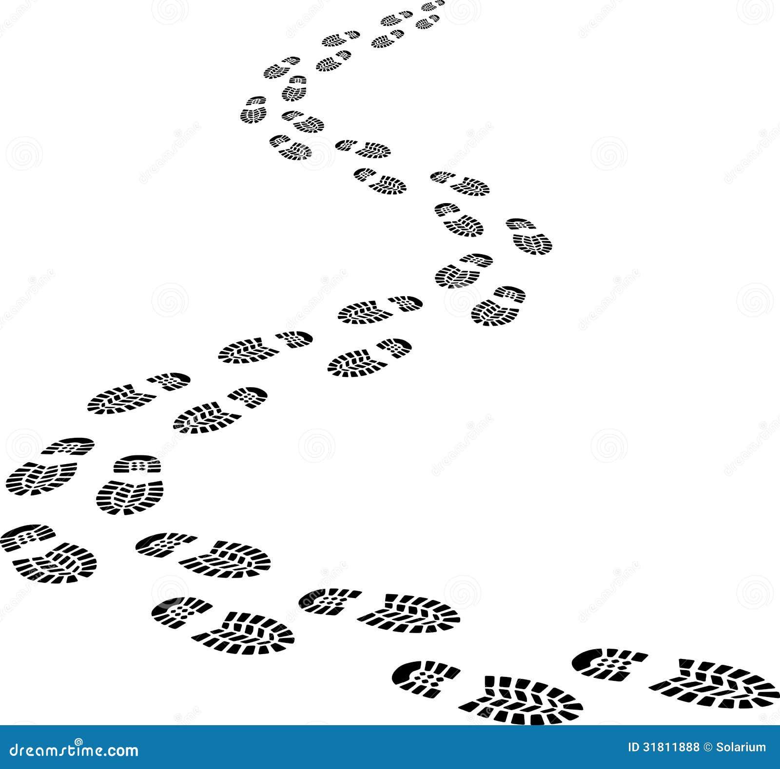 Odciski stopy