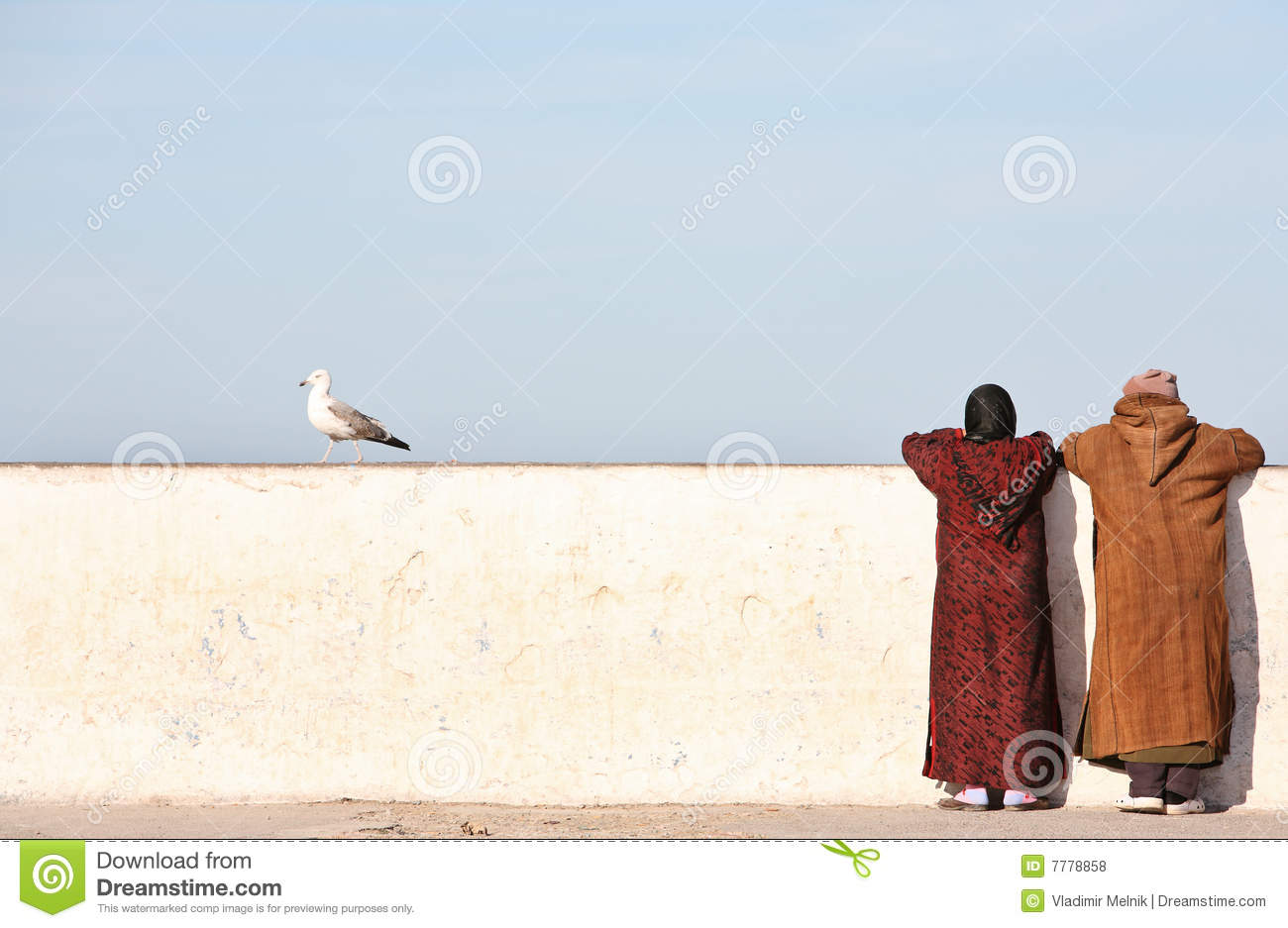 Download Odd man out stock photo. Image of back, relaxation, waiting - 7778858