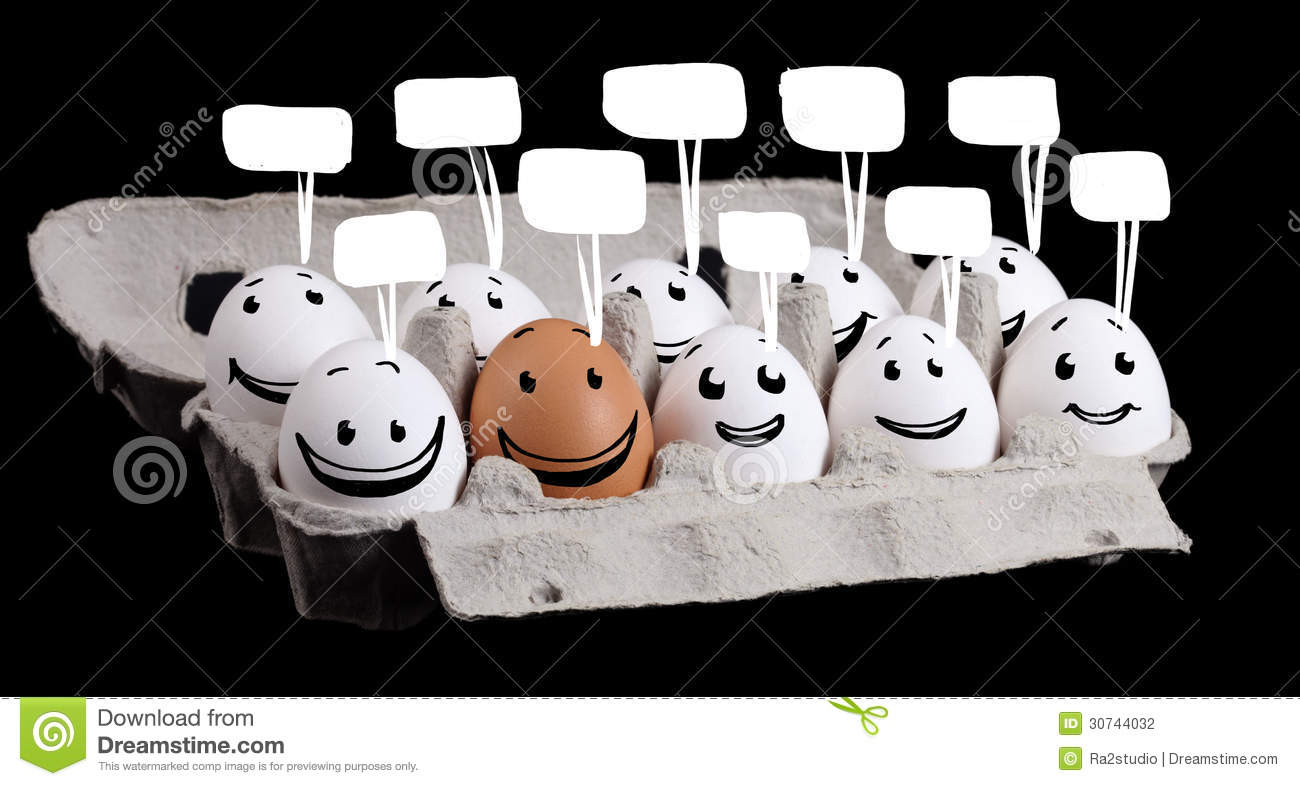 The Odd One Stock Photography - Image: 30744032  The Odd One Sto...