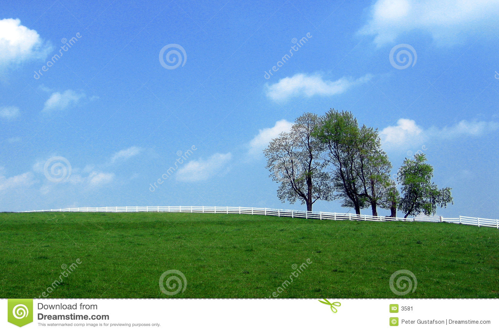 Oddzielenie krajobrazu