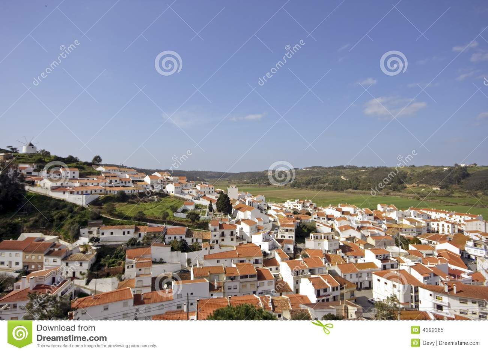 Odeceixe in Portugal