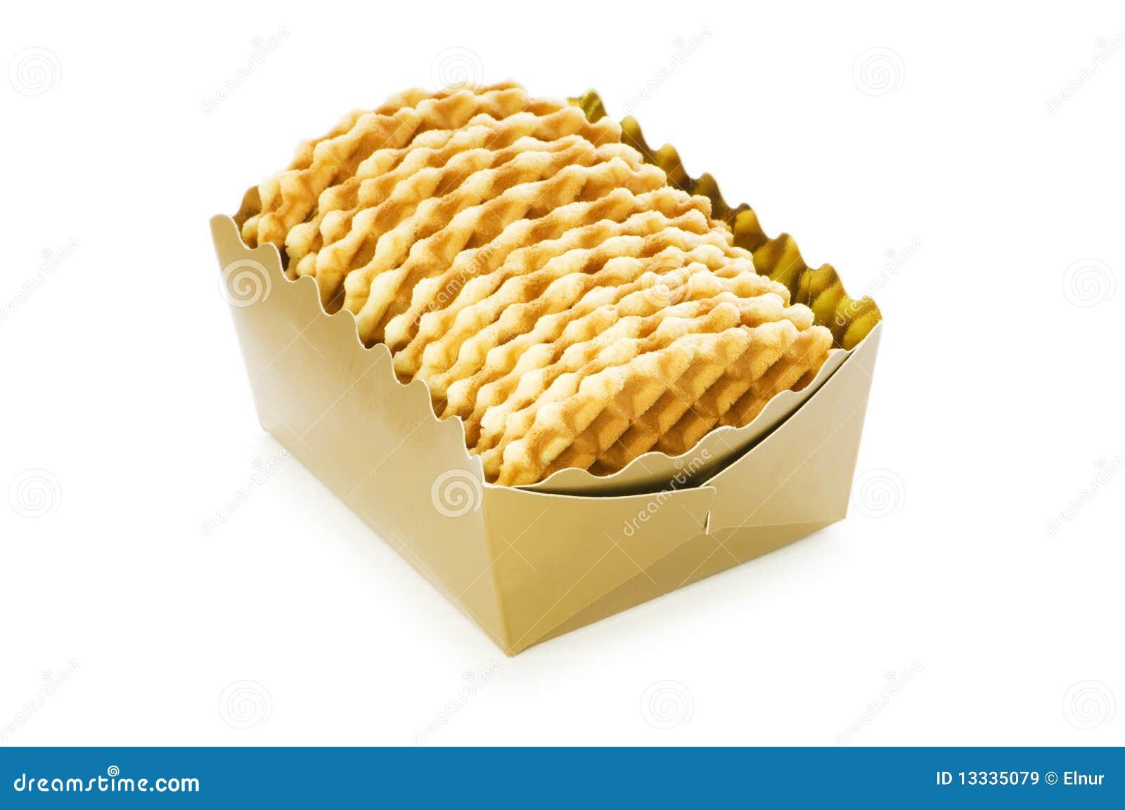 Odizolowywający smakowici ciastka