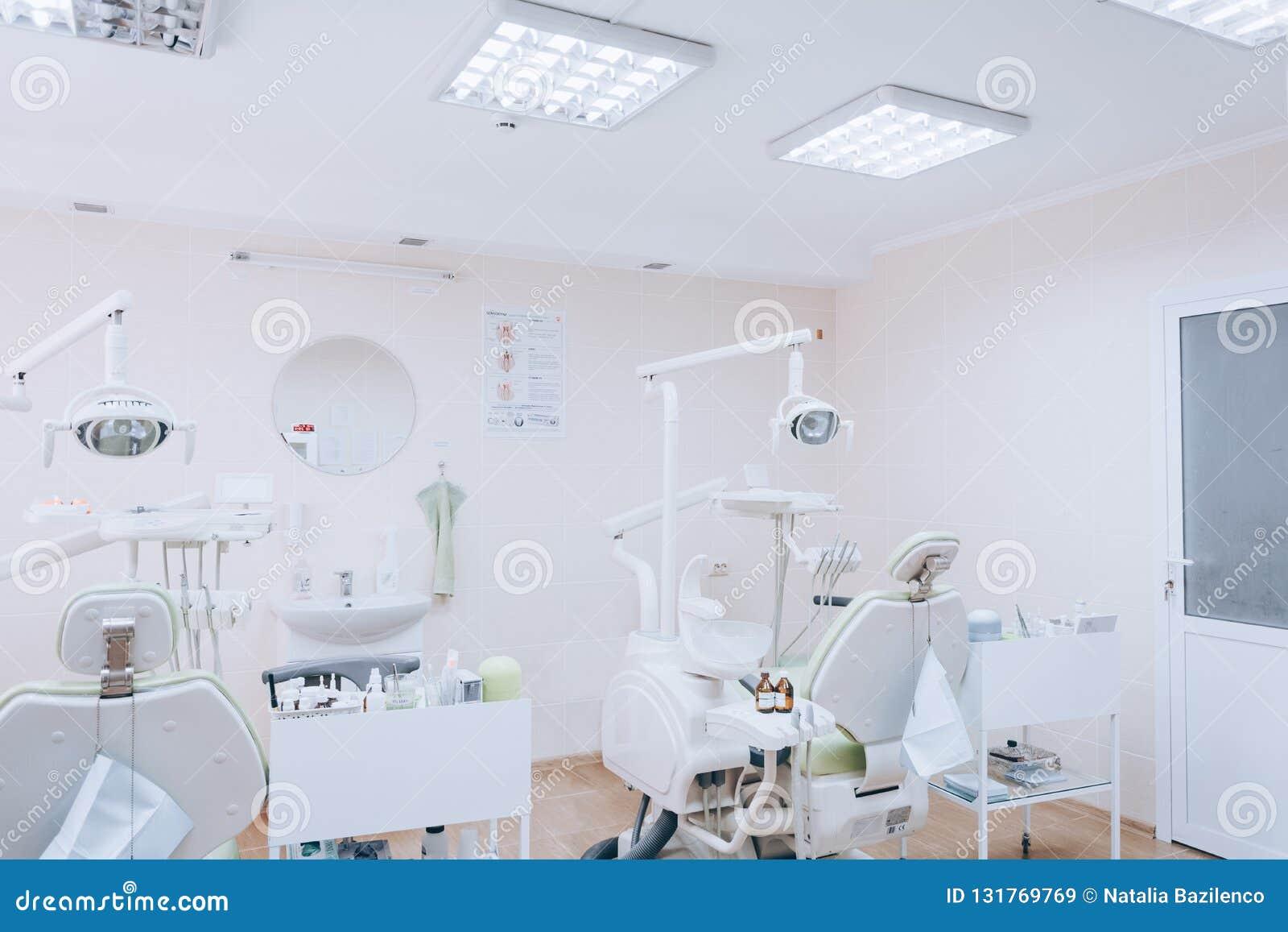 Odontología, medicina, equipamiento médico y concepto de la estomatología