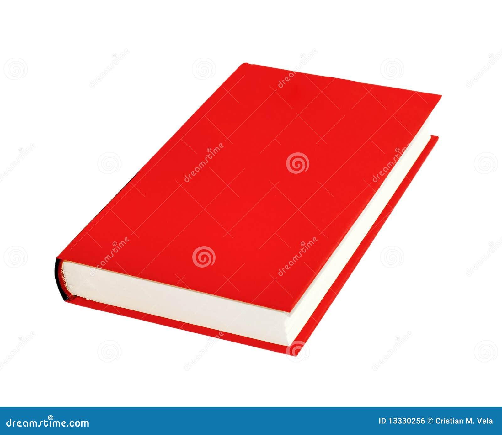 Odosobniona książki czerwień