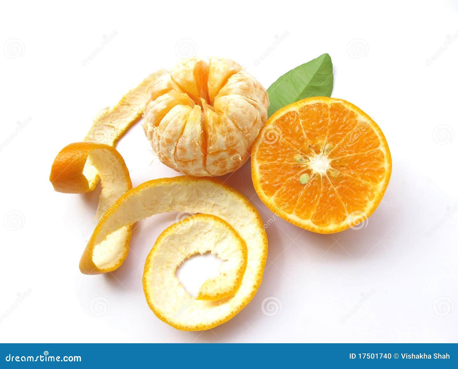 Odosobnione pomarańcze