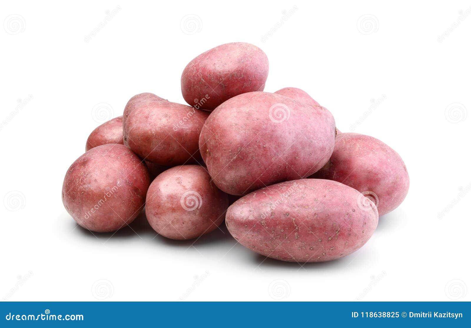 Odosobnione ziemniaków palowe białe