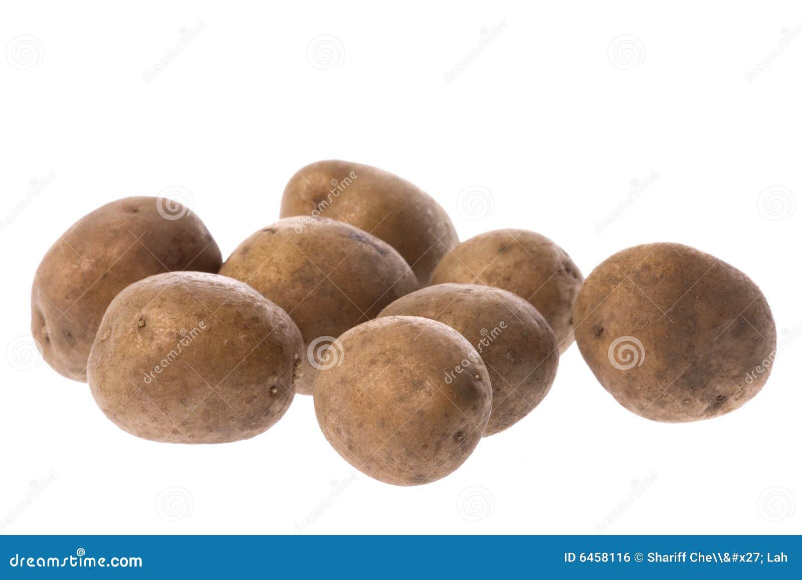 Odosobnione ziemniaki