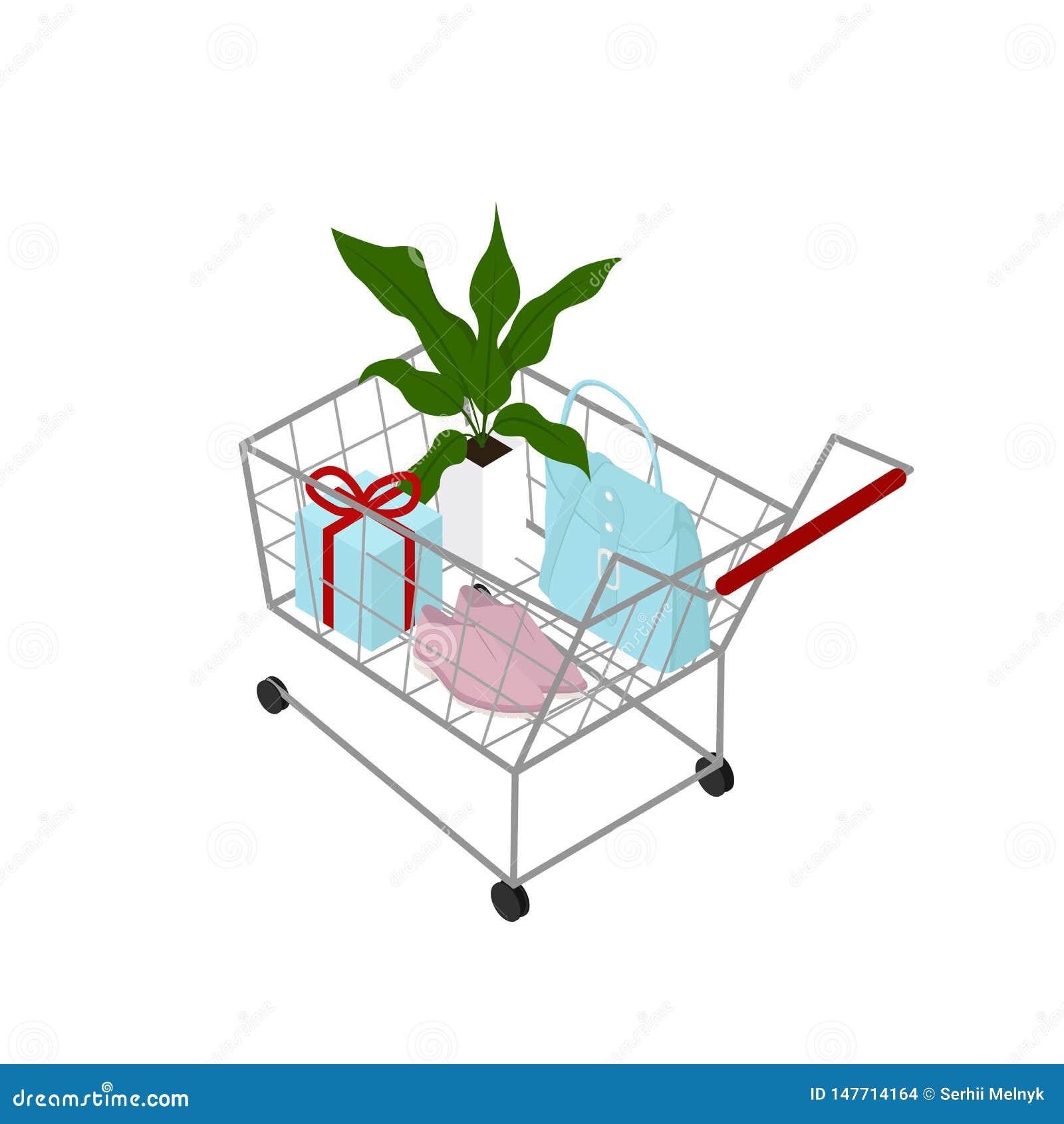 Odosobniony fura zakupy