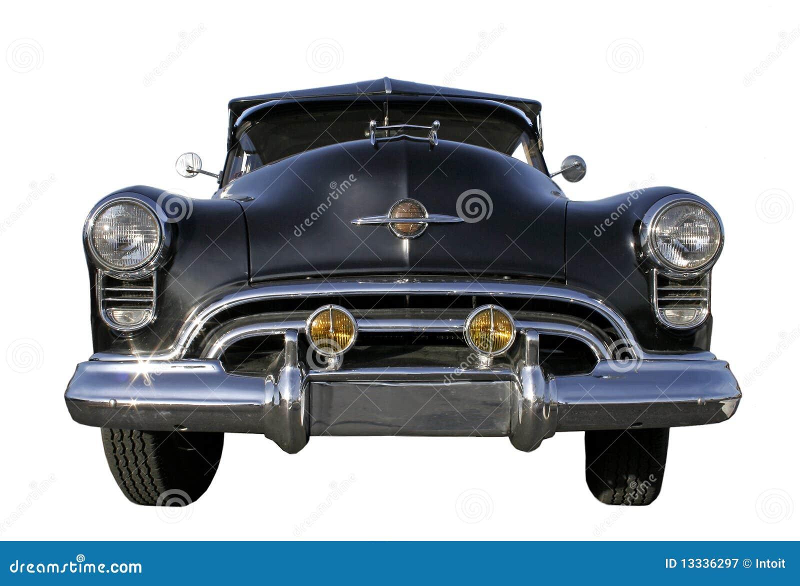 Odosobniony oldsmobile