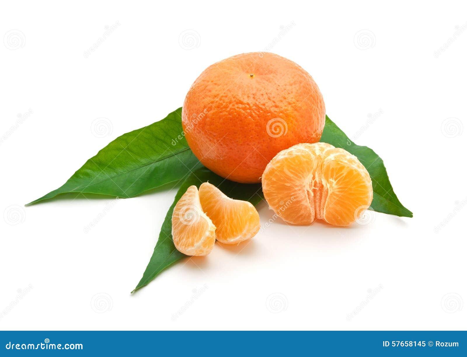 Odosobniony tangerine