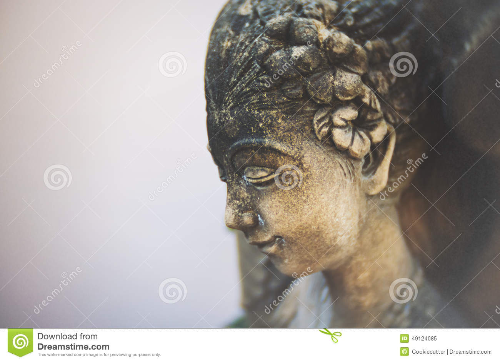 Odpoczynkowa statua