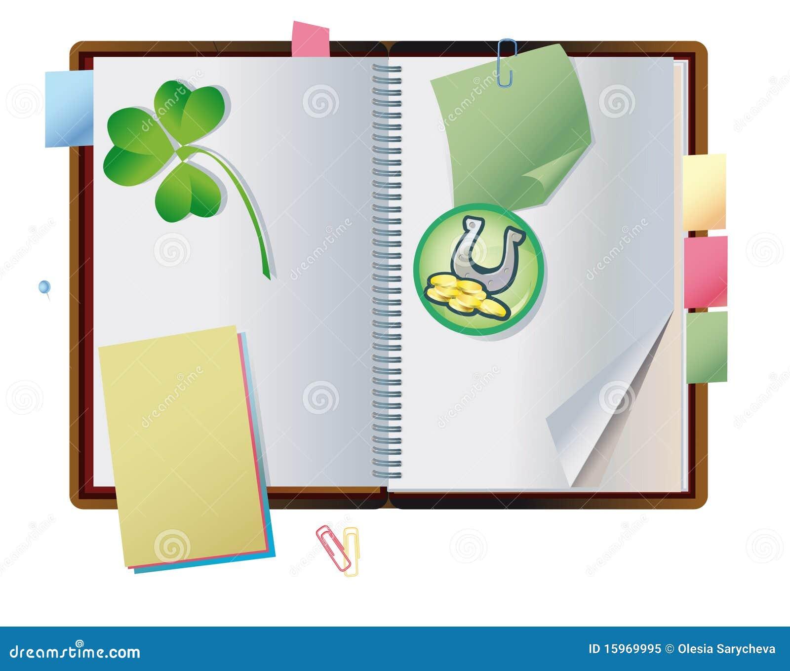 Odsłonięty notatnik