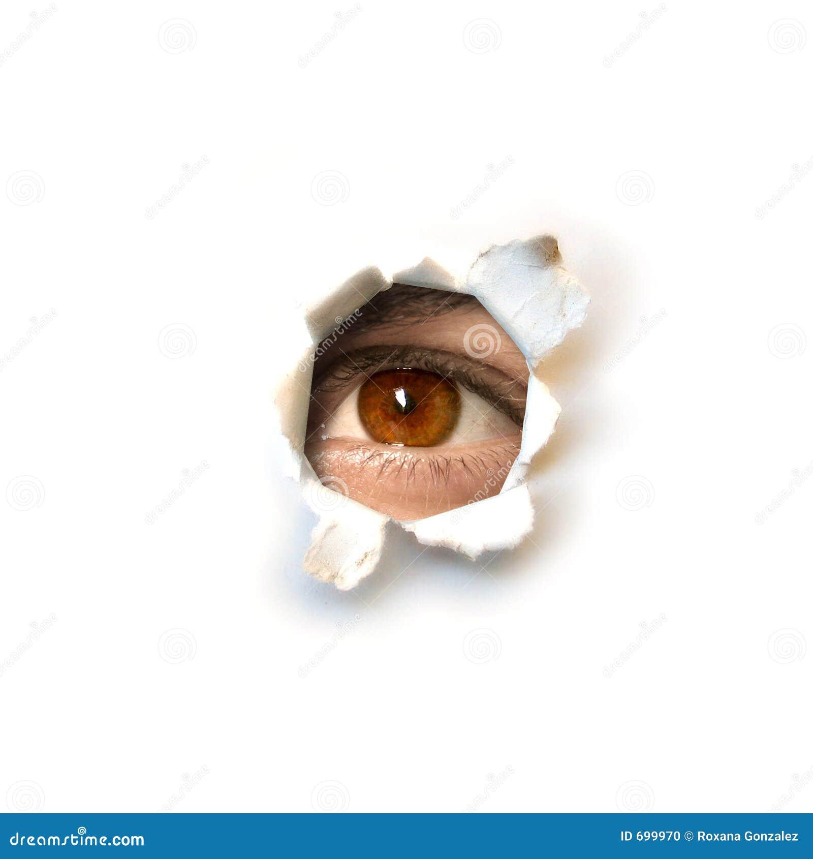 Oeil d espion