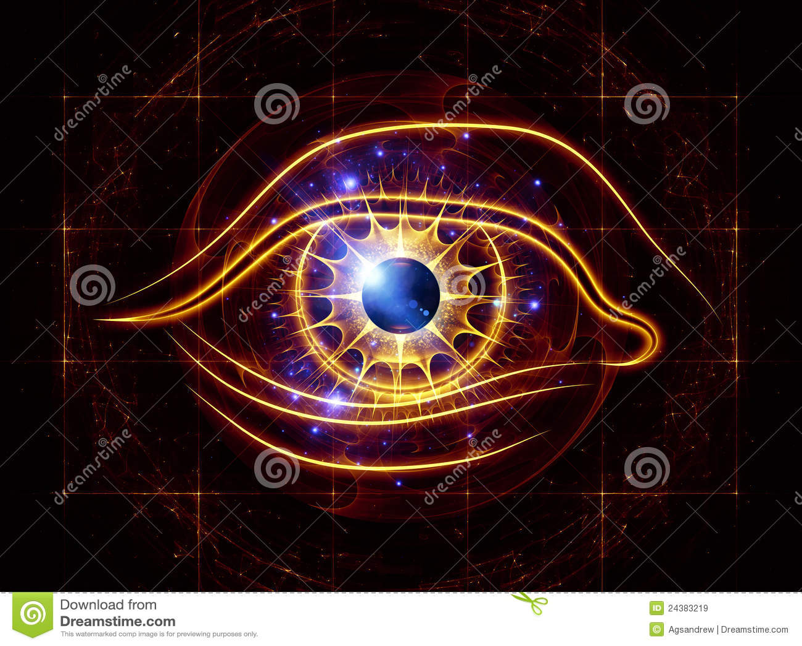 Oeil d intelligence artificielle