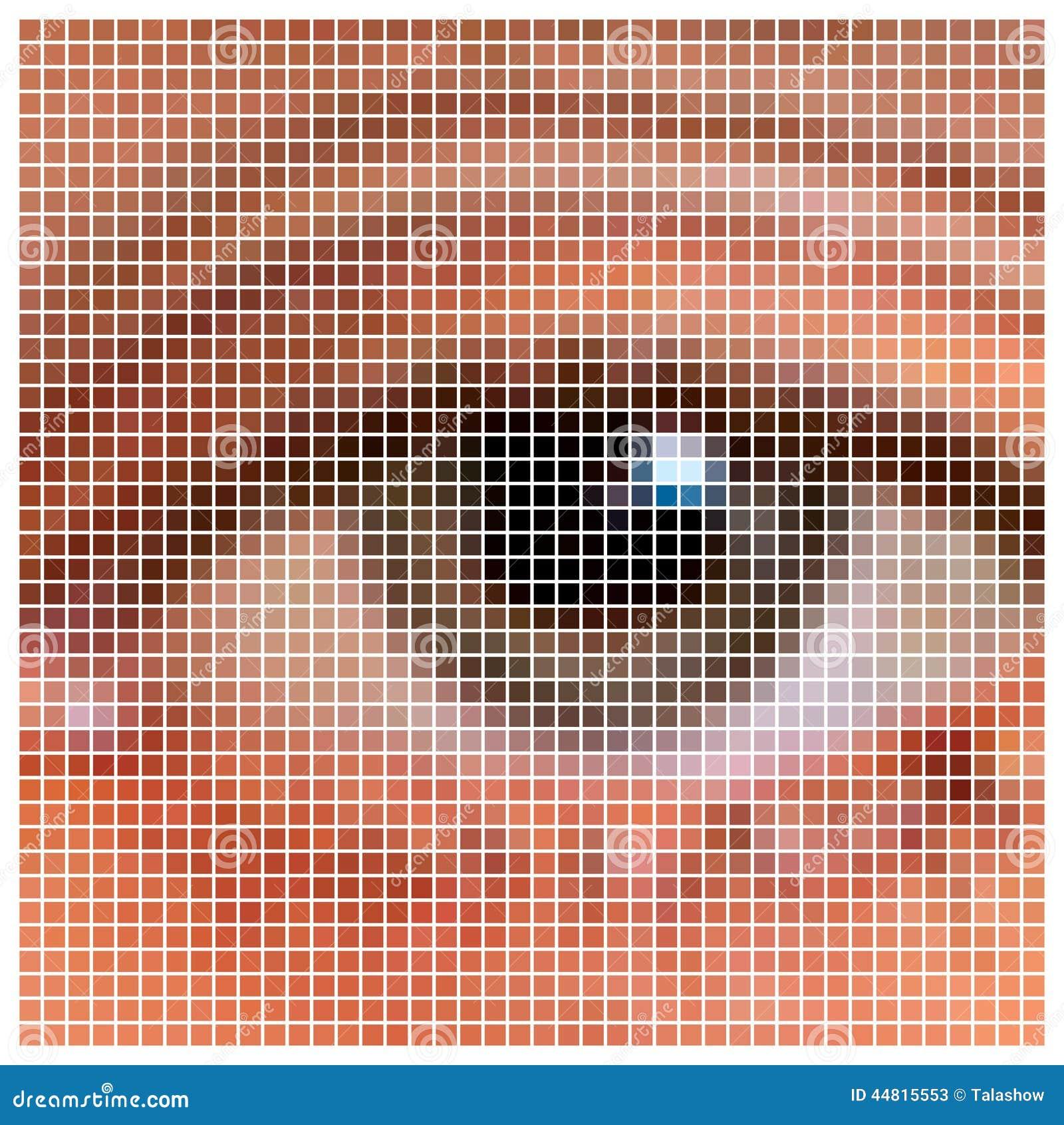 Oeil de pixel