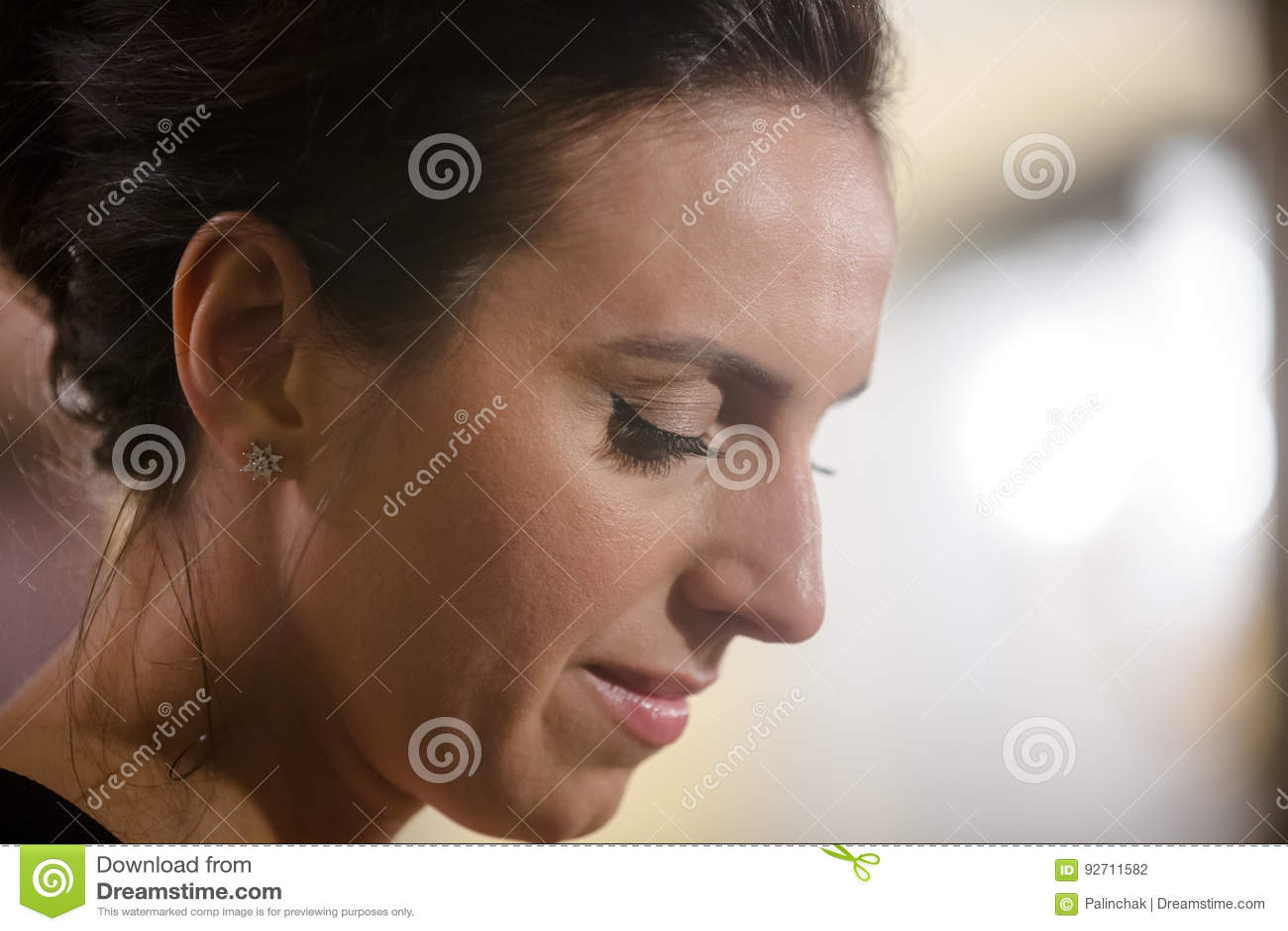 Oekraïense zanger, actrice en songwriter Jamala