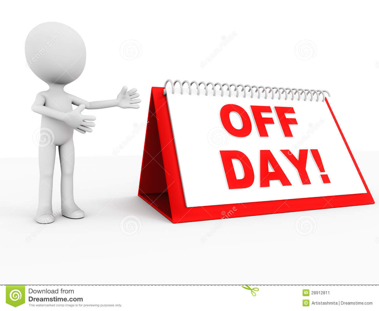 Http Dreamstime Com Stock Image Off Day Image28912811