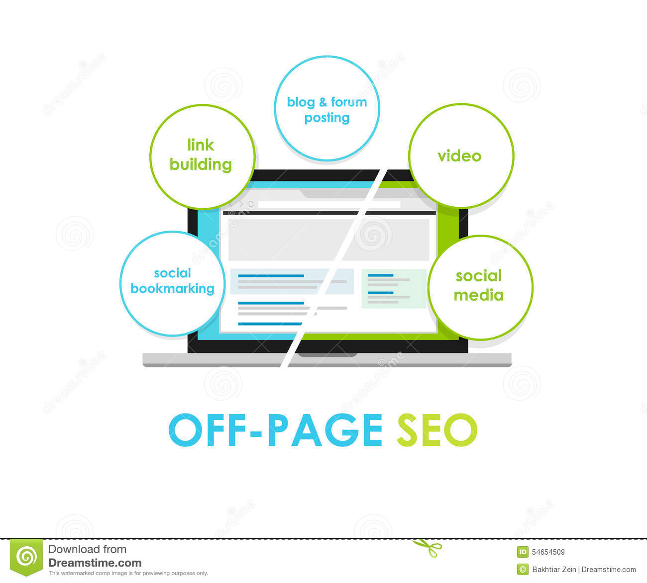 Stock Vector: Off page seo search engine optimization off-pageOff Page Seo Search Engine Optimization Off-page Stock Vector - Image: 54654509Off page seo search engine optimization off-page - 웹