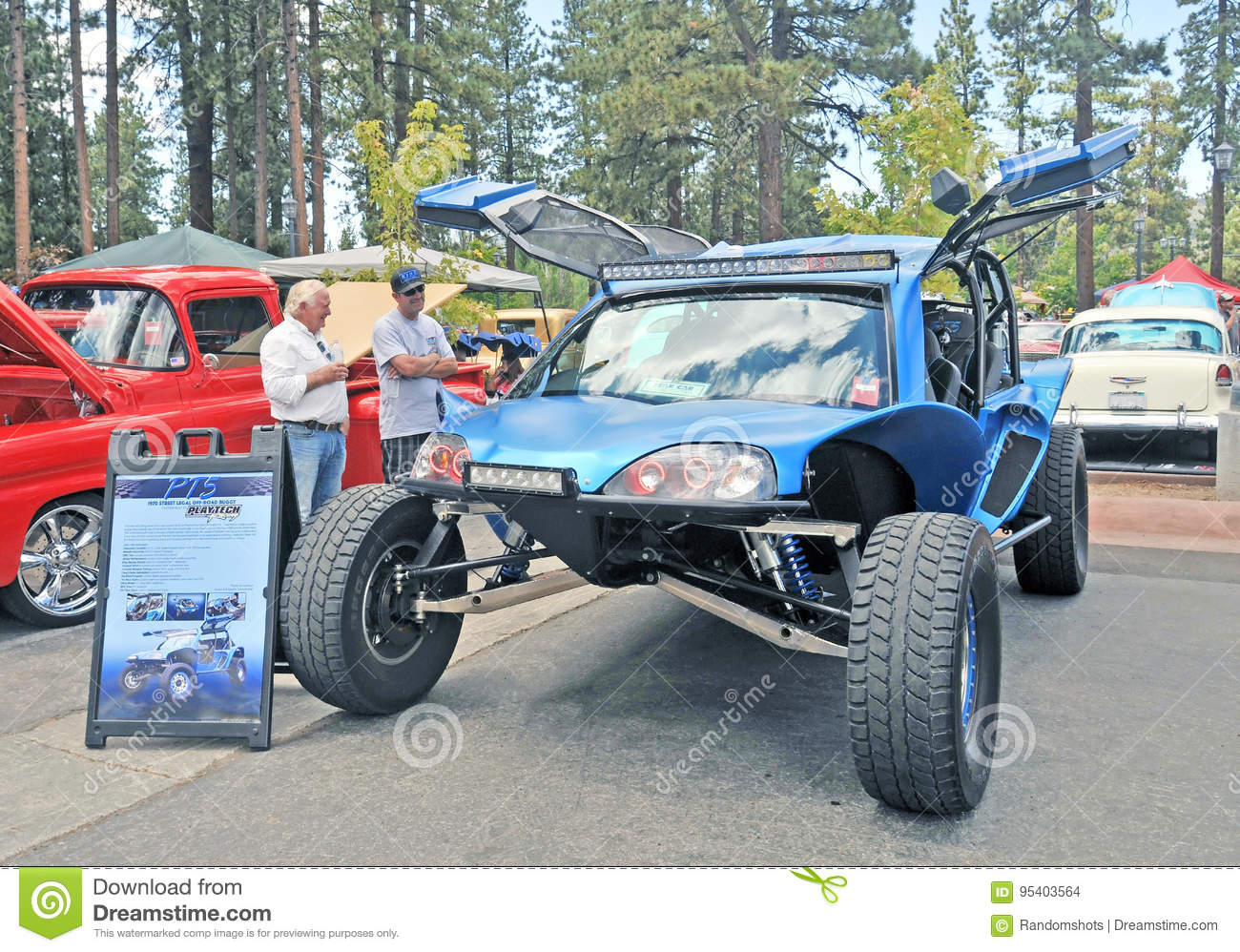 Off-Road Buggy editorial stock image  Image of buggy - 95403564