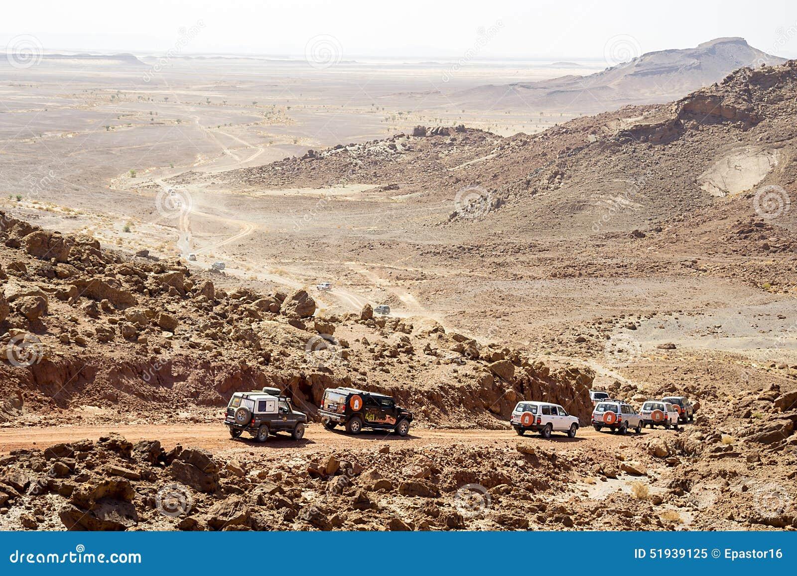 Errachidia Morocco  City new picture : errachidia morocco october 12 borgwarner supports 2015 dakar rally ...