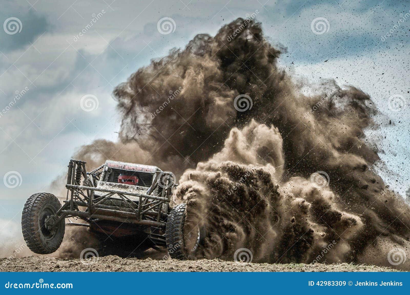 Off Road Racing Stock Photo Image 42983309