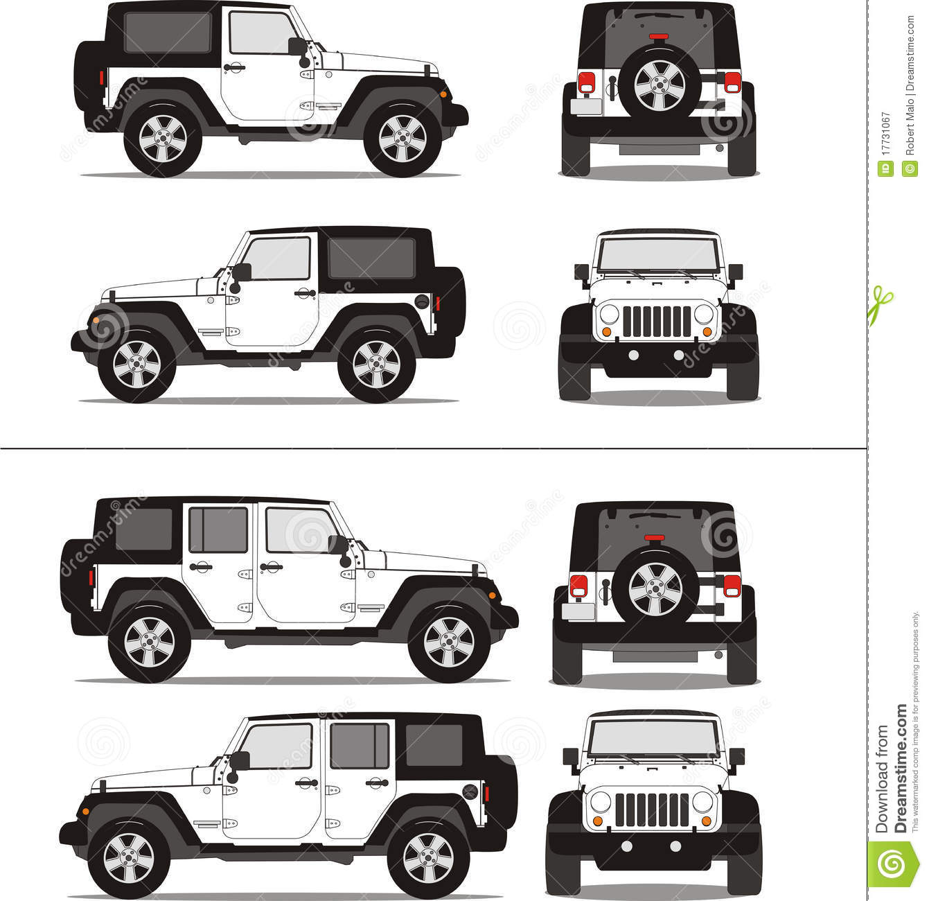 Off Road Suv Sport Truck Royalty Free Stock Photography Image