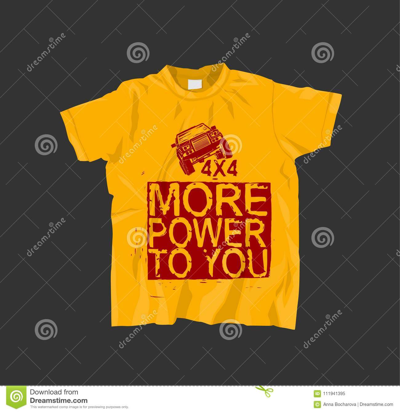 e3ac8cac2 Off-Road T-Shirts Design stock vector. Illustration of automobile ...