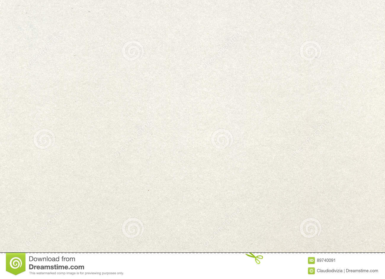 Off White Paper Texture Background Stock Image