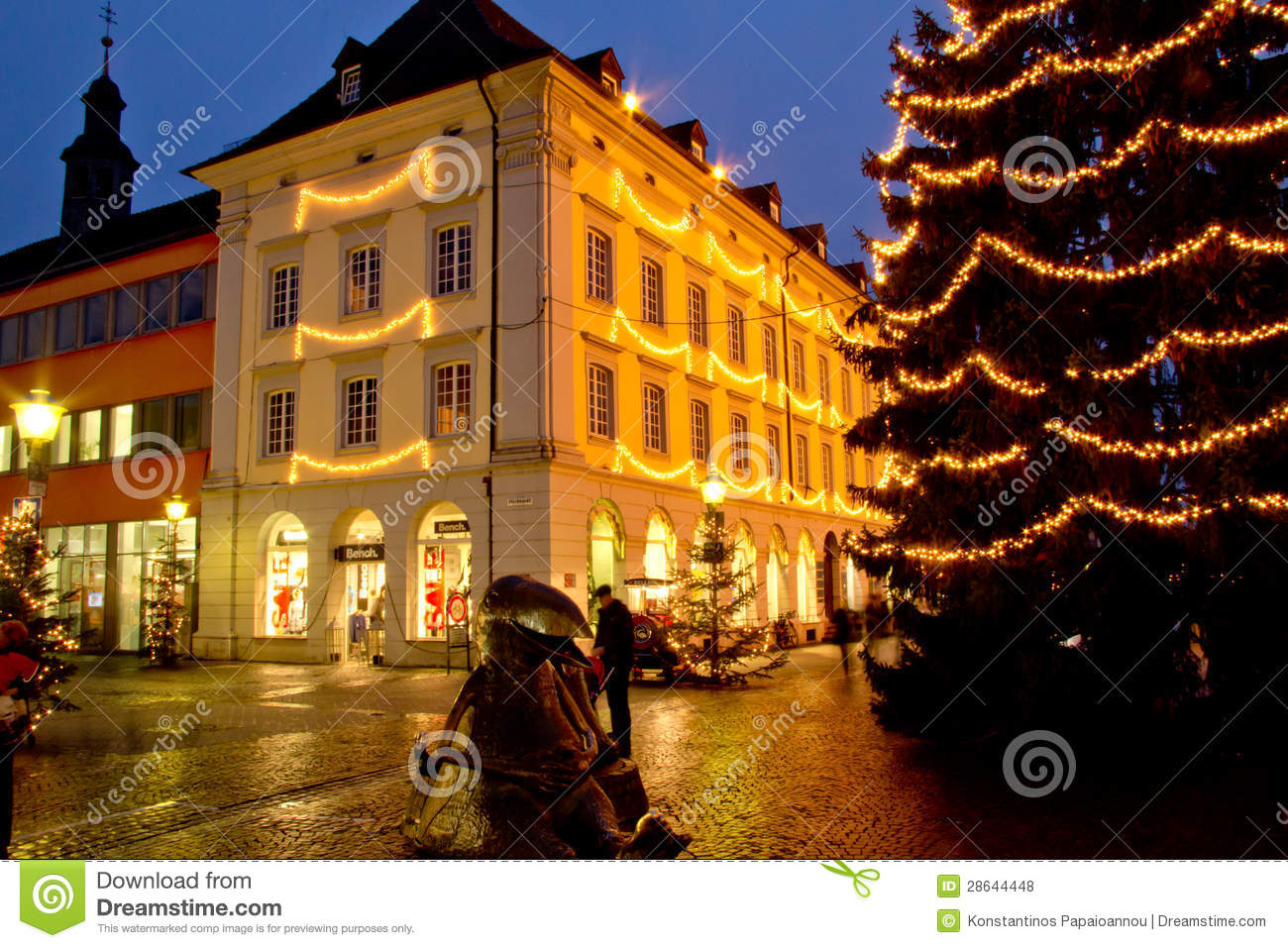 Offenburg Germany  city pictures gallery : Offenburg, Germany Editorial Stock Photo Image: 28644448