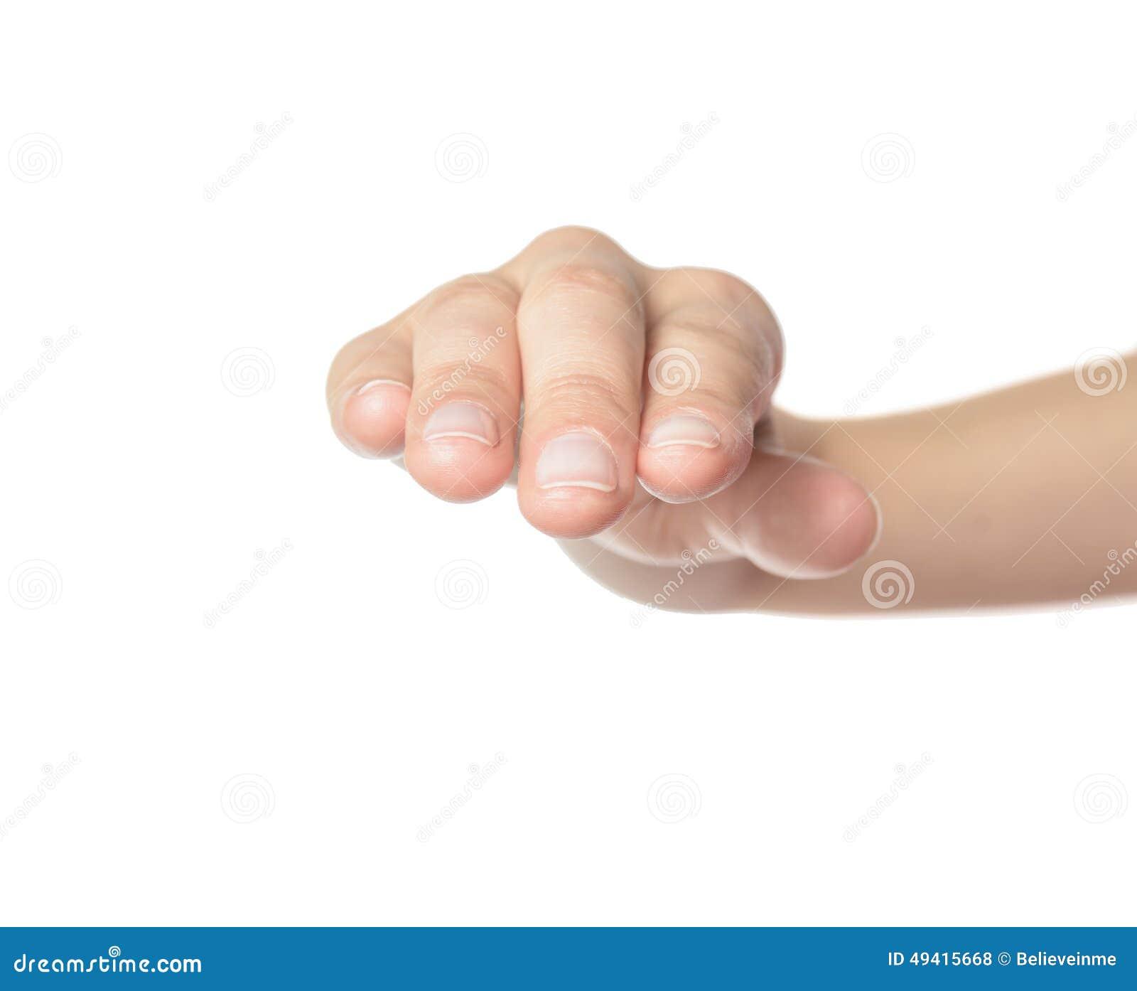 Download Offene Abdeckungen Der Frau Hand Stockfoto - Bild von umreiß, kaukasisch: 49415668