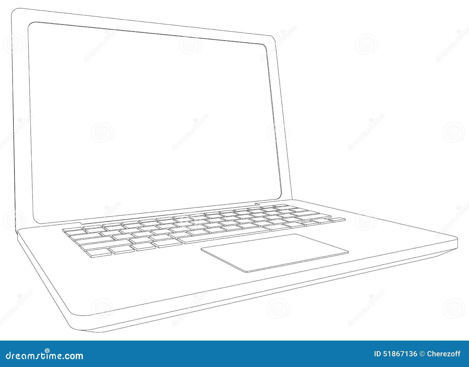Wunderbar Laptops Aus Draht Zeitgenössisch - Der Schaltplan ...