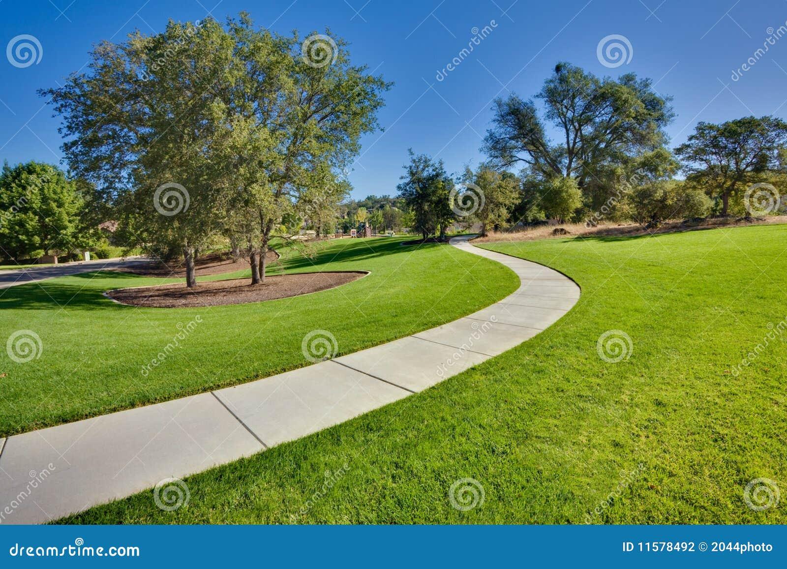 Offentlig park